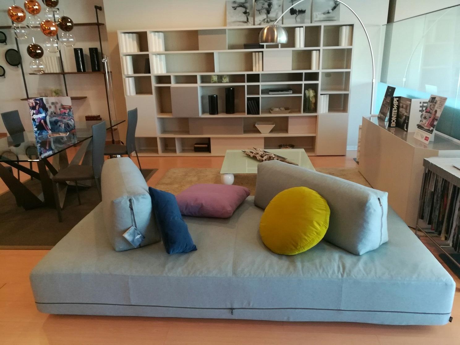 Divano modulare ditre italia modello sanders divani a - Divano modulare ...