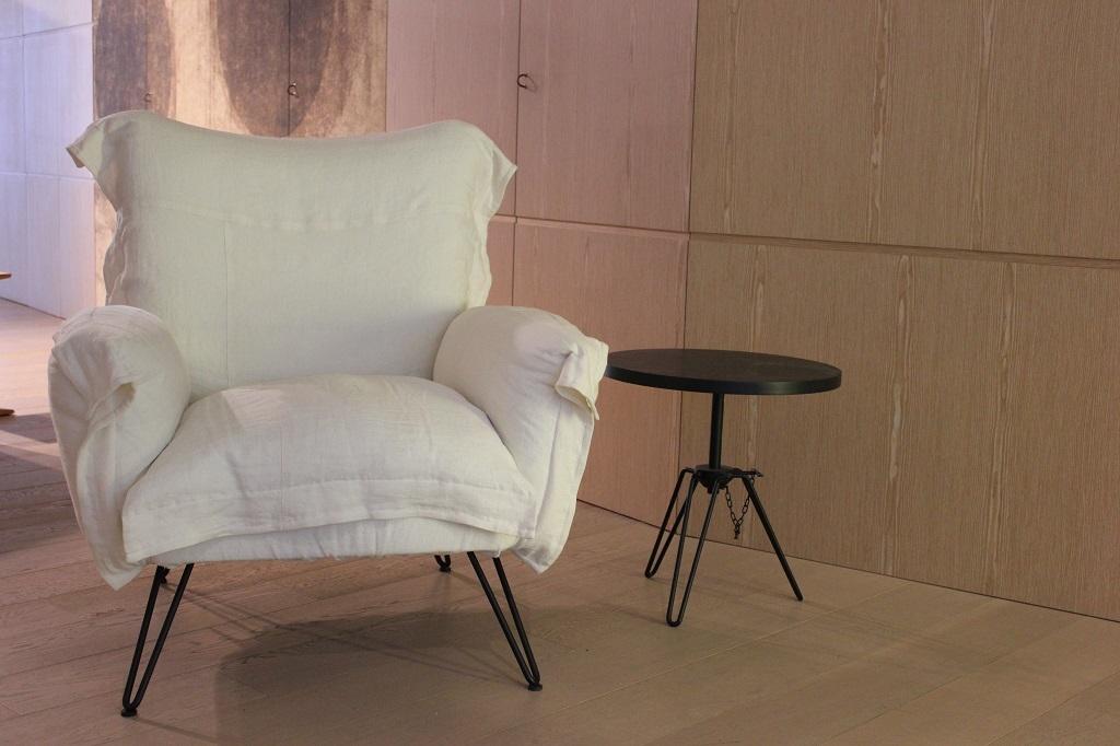 divano moroso cloudscape chair piuma scontato del 47