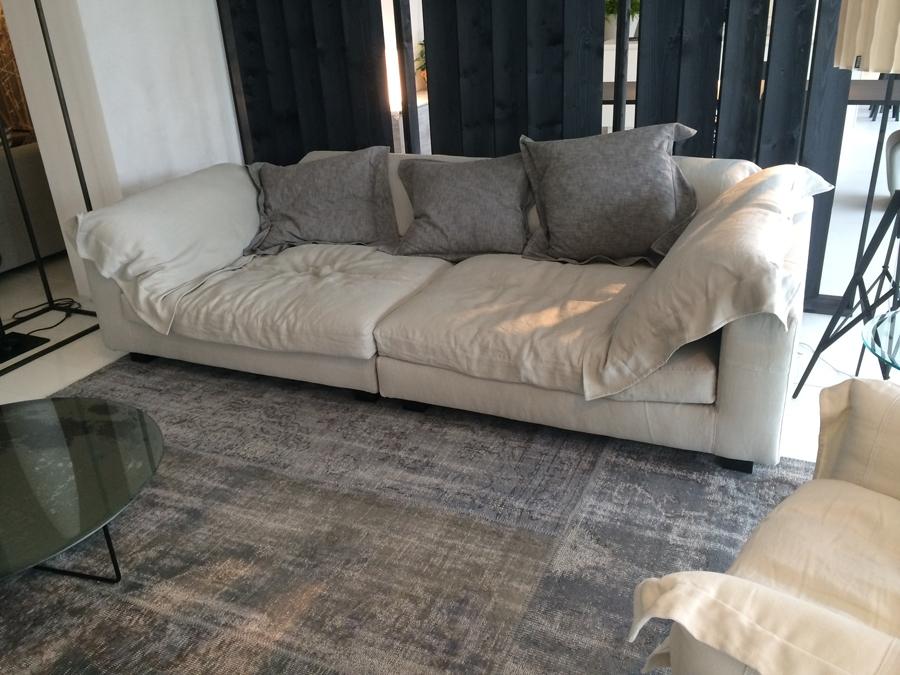 Divano moroso diesel by moroso nebula nine sofa in piuma scontato del 40 divani a prezzi - Divano diesel moroso ...