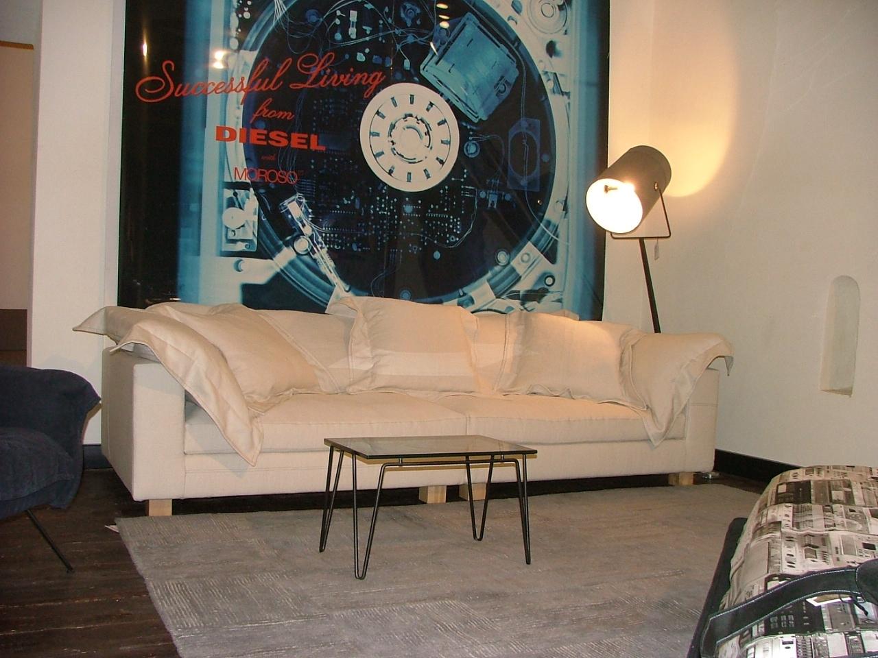 Divano moroso nebula nine sofa collezione diesel scontato for Poltrone moroso prezzi