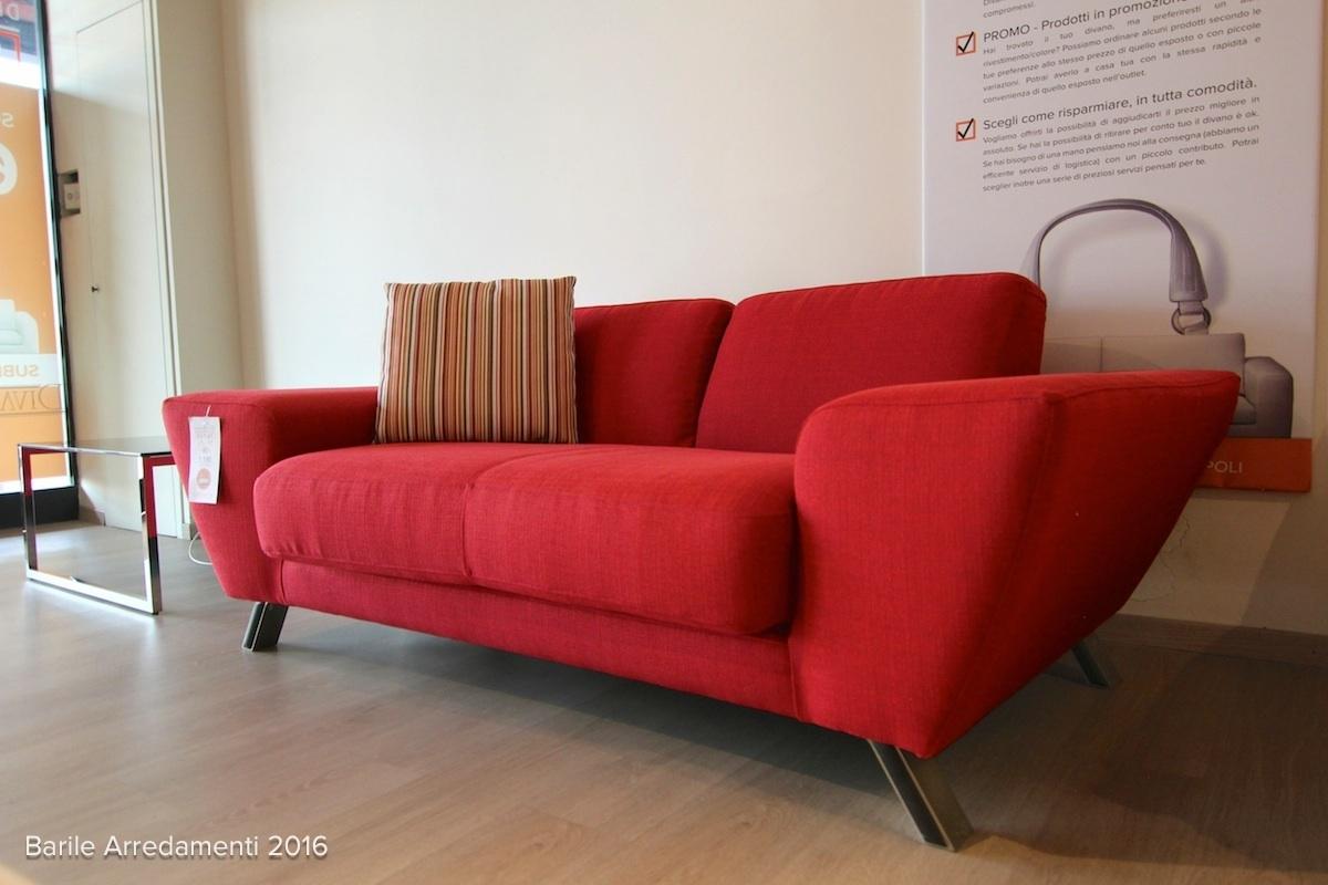 Divani in tessuto natuzzi idee per il design della casa for Divano letto natuzzi