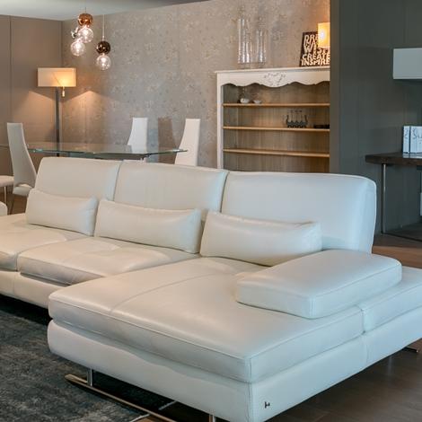 Divano nicoletti modello serena scontato del 36 divani for Arredamento design scontato