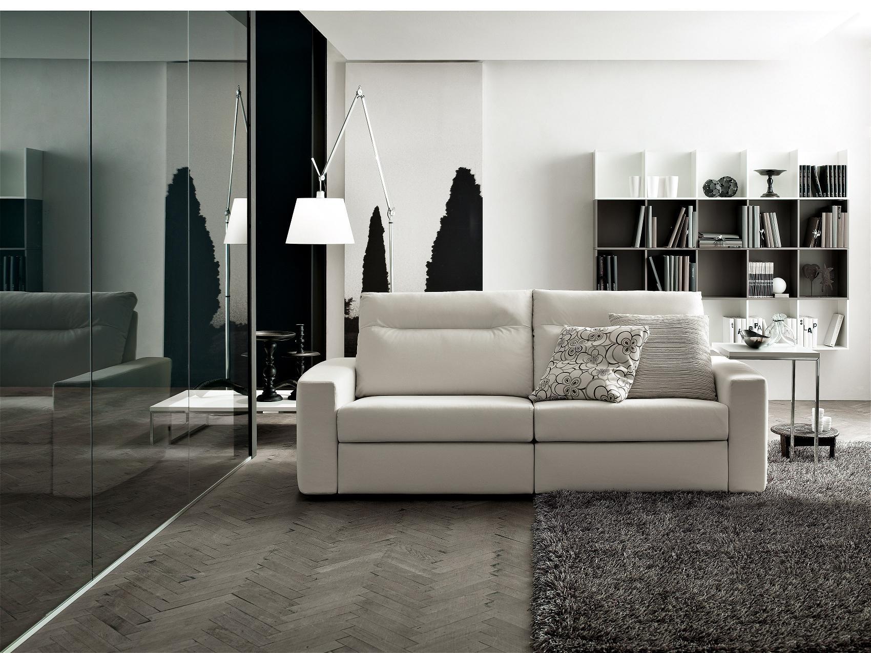 Divano doimo modello palace scontato del 50 divani a - Altezza seduta divano ...