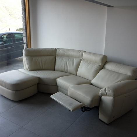 Divano pelle doimo sofas 2858 divani a prezzi scontati - Doimo sofas prezzi ...