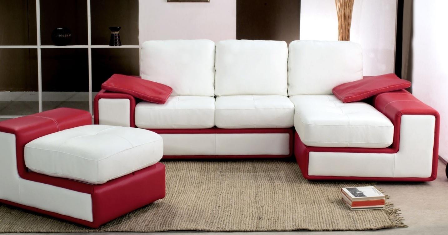 Divano pelle e microfibra componibile diversi colori fine - Microfibra divano ...