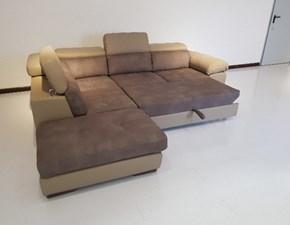 Outlet divani pelle sconti fino al 70 - Divano letto pronta consegna ...