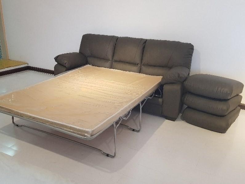 Divano pronta consgna con letto fine serie - Imbottitura divani poliuretano ...
