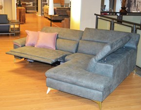 Divano relax Beverly Egoitaliano OFFERTA OUTLET