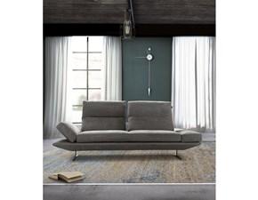 Divano relax Chamonix Nicoletti home in Offerta Outlet