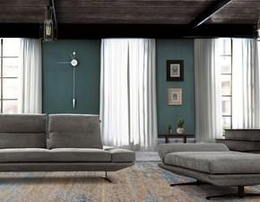 Divano relax Chamonix Nicoletti home: SCONTO ESCLUSIVO