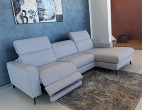 Divano relax Christopher Lecomfort in Offerta Outlet