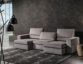 Divano relax Divano mod.korral con sedute estraibili scontato del 50% Excò: SCONTO ESCLUSIVO