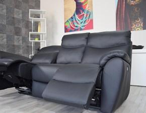 Divano relax Dream Divani store a prezzo ribassato