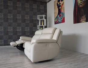 Divano relax Dream Divani store con sconto 70%