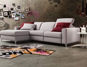 Divano relax Drive in Lecomfort in Offerta Outlet