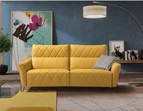 Divano relax in stile Design Con movimento relax in offerta
