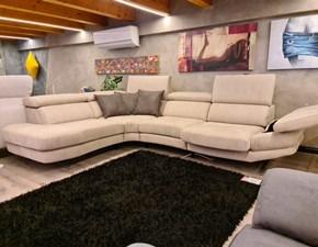 Divano relax in stile Design Con seduta allungabile con forte sconto