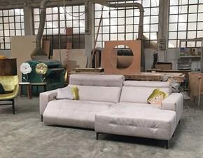 Divano relax in stile Moderno Con movimento relax in offerta
