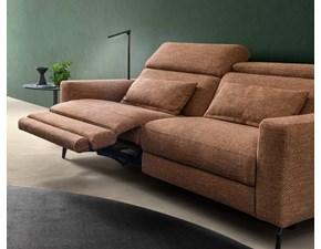 Divano relax in stile Moderno Con poggiatesta in offerta