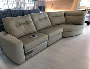 Divano relax in stile Moderno Con seduta allungabile con forte sconto