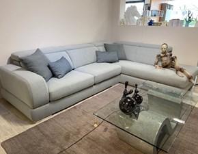 Divano relax in stile Moderno Con seduta estraibile a prezzi outlet