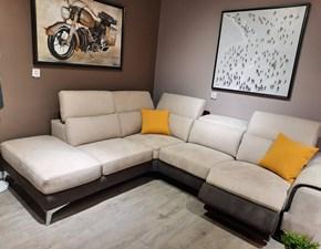 Divano relax in Tessuto Cuborosso a prezzo ribassato
