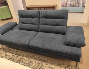 Divano relax in Tessuto Max divani a prezzo ribassato