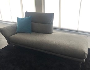 Divano relax in Tessuto On line chaise lounge Ditre italia