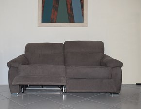 Divano relax Lecco Abiesse divani 1970 in Offerta Outlet