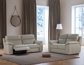 Divano relax New york Nicoletti home OFFERTA OUTLET