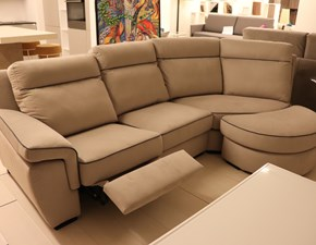 Divano relax Orion Lecomfort in Offerta Outlet