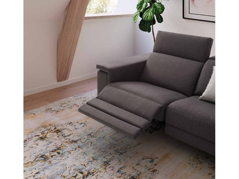 Divano relax relax confort line offerta outlet for Outlet del divano varedo