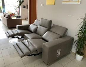 Divano relax Slide b247 Bruma OFFERTA OUTLET