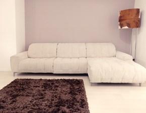 Divano relax Soft relax con seduta estraibile e motore elettrico Murtarelli salotti & design sconto del 63%