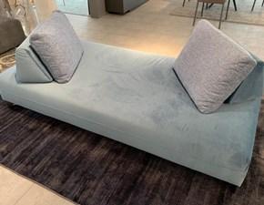 Divano relax tessuto in poliuretano  Deas a prezzo scontato