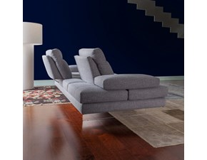 Divano relax Toby-wing_2 Calia in Offerta Outlet