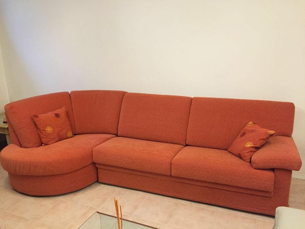Rigo salotti divano zanotto divani con chaise longue for Divano 4 posti