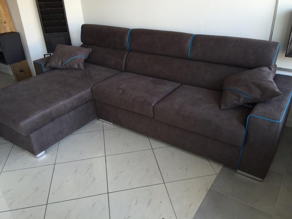 Divano rizzetto salotti con penisola divani a prezzi for Penisola divano