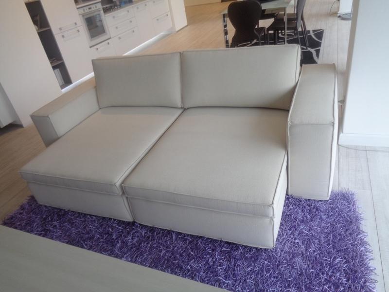 Divano trasformabile tavolo idee per il design della casa - Divano roche bobois usato ...
