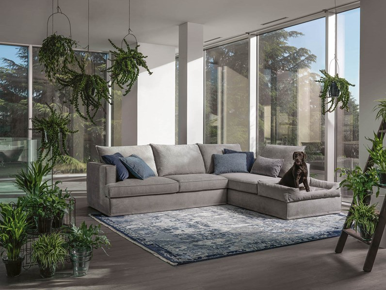 Divano samoa dog friendly modello glammy for Dimensione casa arredamenti