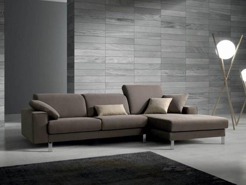 Divano samoa light tessuto scontato del 30 - Outlet del divano varedo ...