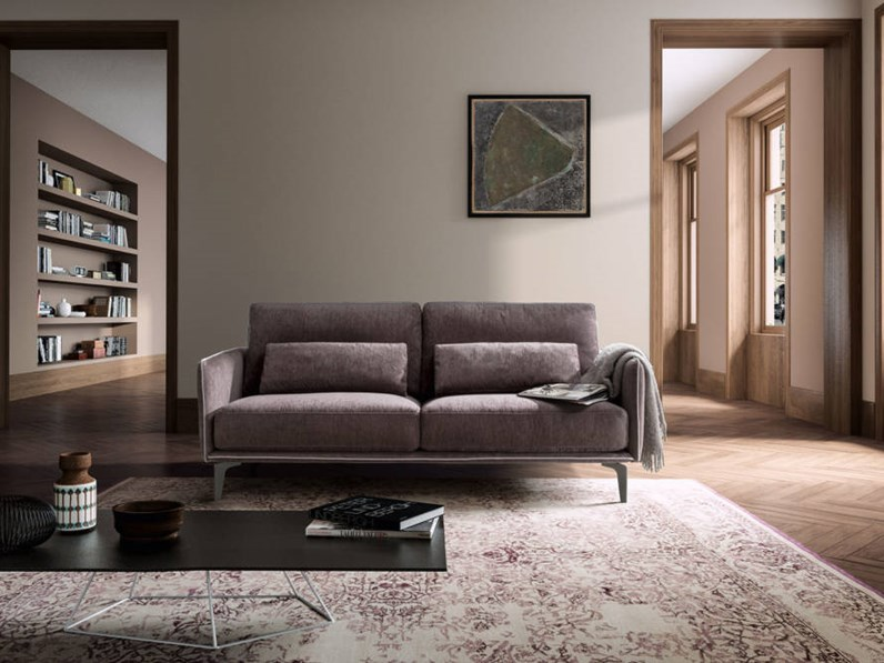 Divano samoa modello living minimal for Divano minimal