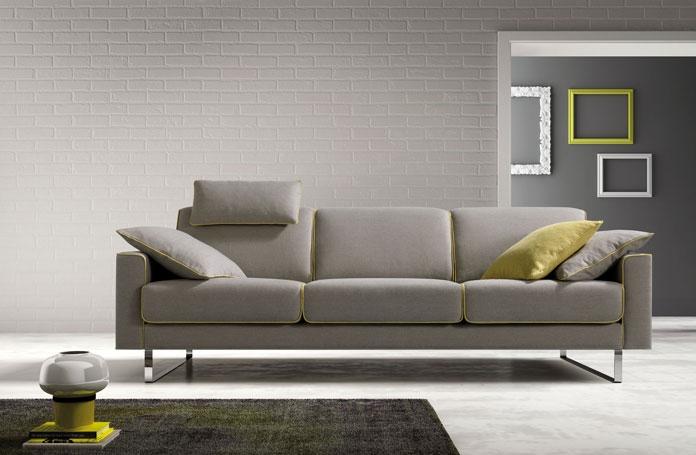 Divano samoa modello spirit divani a prezzi scontati for Divani moderni con penisola