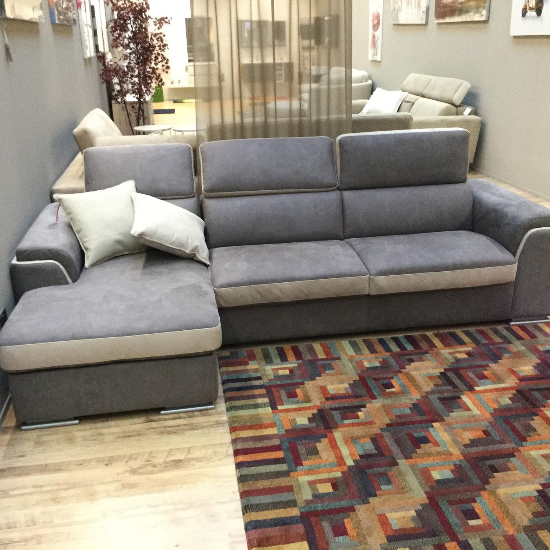 Divano serena by form design divano letto angolare tessuto for Divano letto tessuto