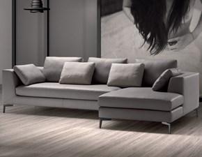 divano sfoderabile con penisola