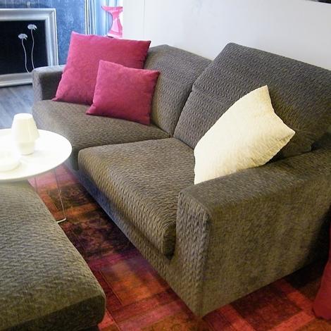Divano sfoderabile con poggiatesta reclinabile divani a - Poggiatesta per divano ...