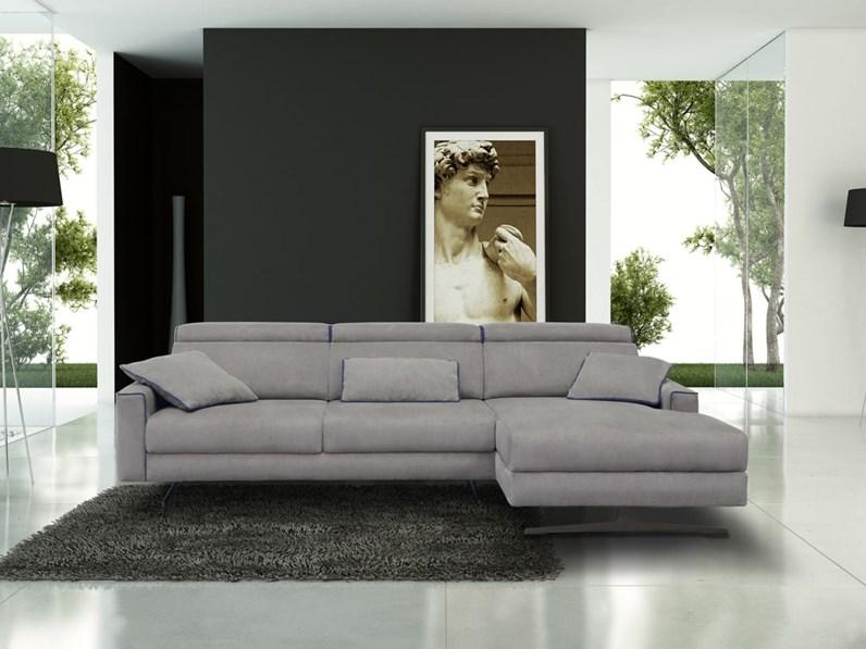 Divano square rizzetto in offerta outlet for Outlet divani design