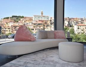 Divano tessuto in poliuretano  Ditre italia a prezzo Outlet