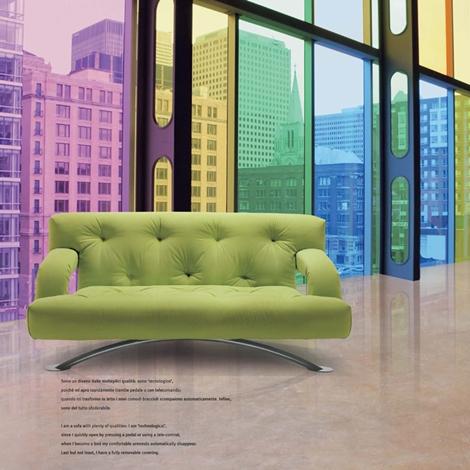 divano futura soft 2 tessuto - divani a prezzi scontati - Divano Letto Matrimoniale Futura