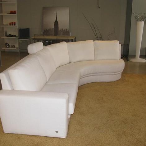 Doimo salotti divano edgar scontato del 65 divani a prezzi scontati - Profondita divano ...